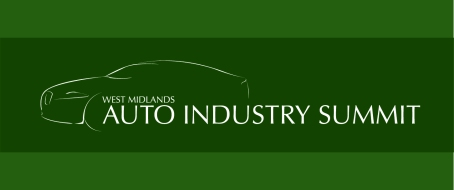 West Midlands Auto Industry Summit